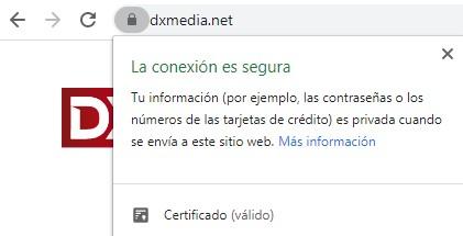 que es certificado ssl